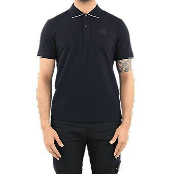 C.P.Company Polo - Short Sleeve Black 10CMPL096005263W999 Top