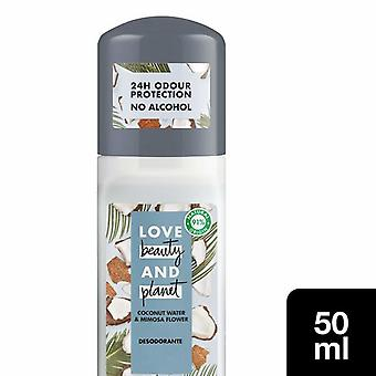 Deodorant Love Beauty And Planet 3 uds (Refurbished A)