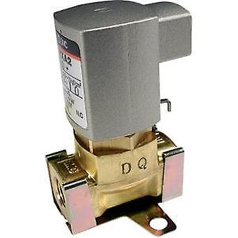 SMC Vxa21 luft styres 2 Port prosessen ventil 3Mm Orifice Nc 1/8 tommer