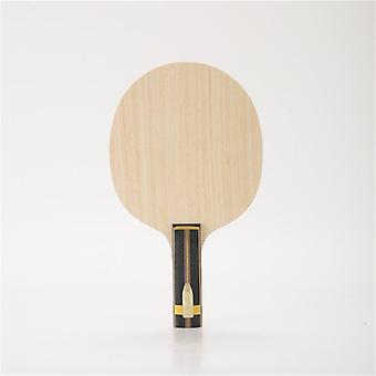 Lama da tennis tavolo in carbonio 5 strati legno 2 strati racchetta da ping pong