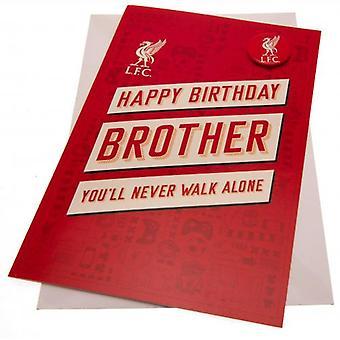 Liverpool Birthday Card Brother RD