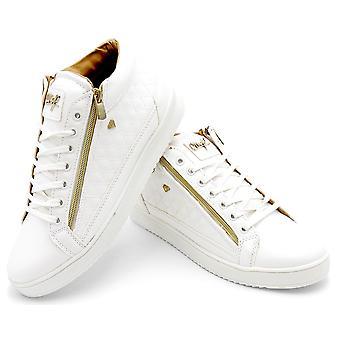 Sneaker - Jailor Full White - Wit