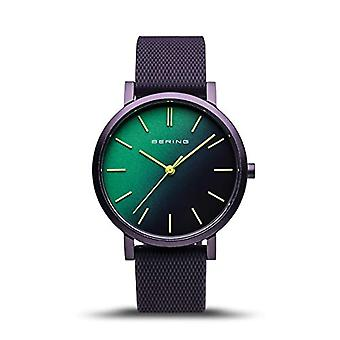 BERING Analogueic Quartz Watch Unisex with Silicone Strap 16934-999