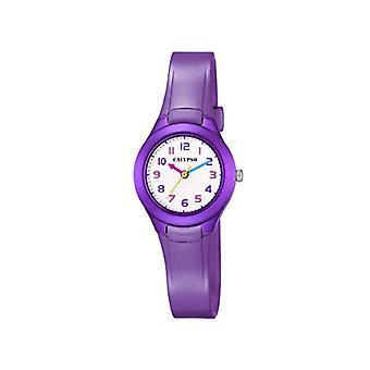 Calypso Watches Analog Watch Quartz Woman with Plastic Strap K5749/4
