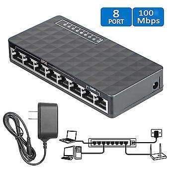 Rj45 Network Switch Hub Adapter