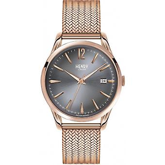 HENRY LONDON WATCHES Mod. HL39-M-0118