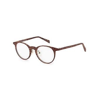 Italia Independente - Acessórios - Óculos - 5602A-BHS-044 - Mulheres - sienna,saddlebrown