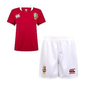 Canterbury British & Irish Lions 2021 Lasten koti rugby sarja punainen