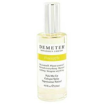 Demeter Pineapple By Demeter Cologne Spray (voorheen Blue Hawaiian) 4 Oz (dames)