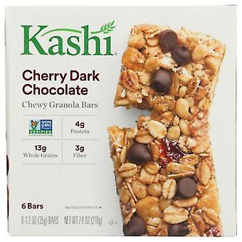 Kashi Granola Bar, Chocolat Noir Cerise 7.4 Oz