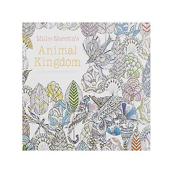 Secret Garden Drawing And Coloring Book