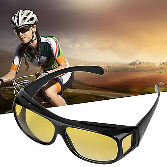 Femeie Bărbat Anti Glaring Vision Driver Uv 400 Night Driving Glasse Ochelari de protecție