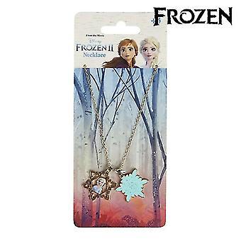 Girl's Necklace Frozen 71364 Golden
