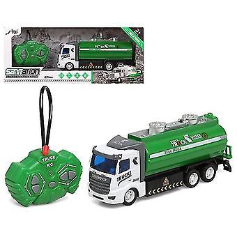 Radio Control Trash Truck City Maintenance 112078