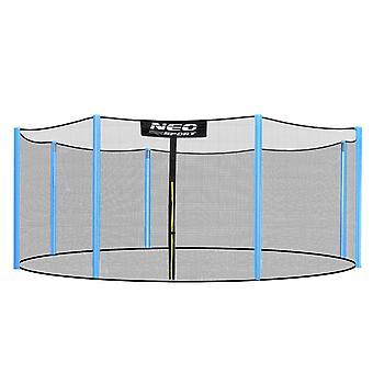 Rete trampolino - 374 cm / 12 piedi - attacco bordo esterno