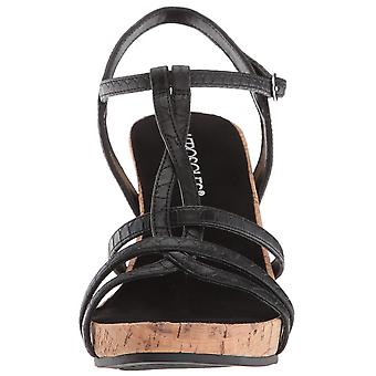 Aerosoles Womens Plush Song Open Toe Casual Strappy Sandals