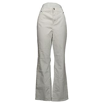 NYDJ Jeans de mujer Marilyn Straight Uplift Cool Embrace White A395678