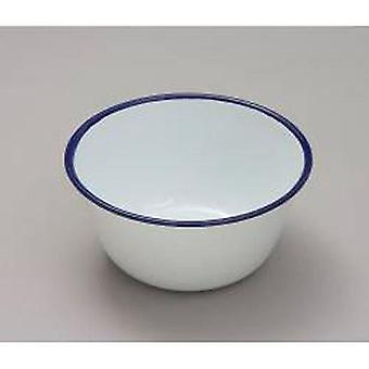 Pudding Basin - Traditional White 12cm x 6.5D [59512]