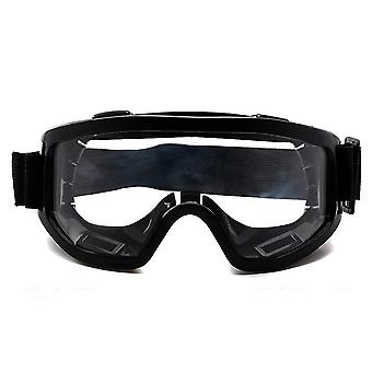 Safety Goggle Anti-splash Work Lab Eyewear Eye Protection Glasses