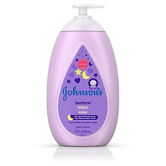 Johnson's Bedtime Baby Lotion with NaturalCalm Aromas, 27.1 fl oz