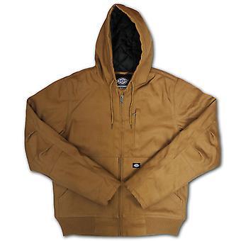 Dickies Jefferson jas bruin eend
