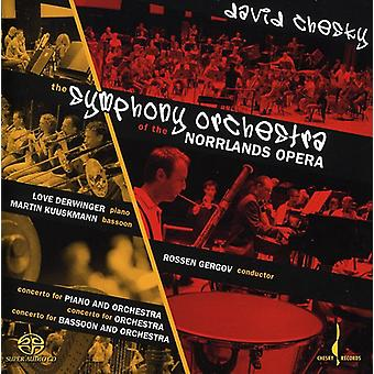 David Chesky - Urban Concertos [SACD] USA import