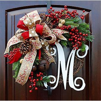 クリスマスリース、人工クリスマスリース(フロントドアセット)、X'mas Garland