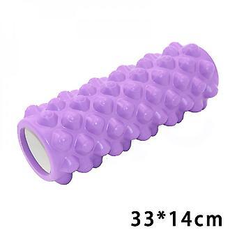 Ny stil Ihåligt skum rullbalans bar bröstvårta pilates yoga kolumn