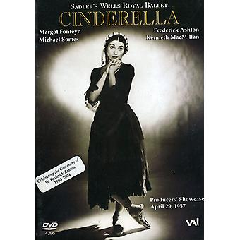 Cinderella Ballet [DVD] USA import