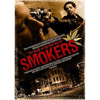 Smokers [DVD] USA import