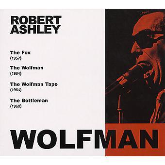 Robert Ashley - Wolfman [CD] USA import