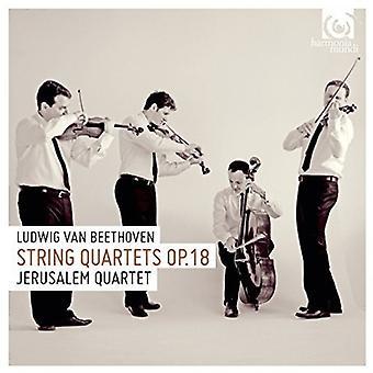 Beethoven, L. / Jerusalem Quartet - Jerusalem Quartet [CD] USA import