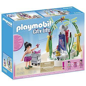 عرض ملابس Playmobil 5489