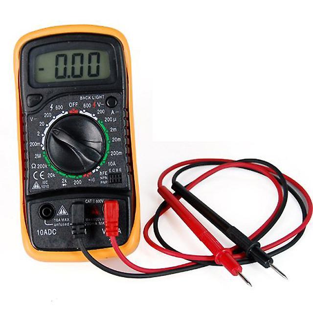 DIGIFLEX Volt Testing digitale Multimeter Voltmeter Ammeter AC DC Meter OHM for DIY