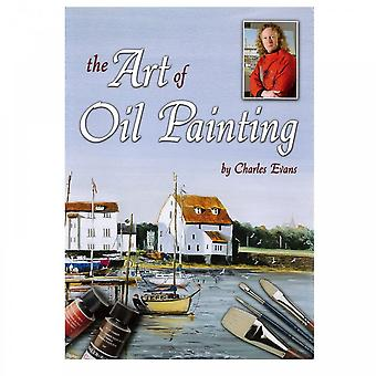Collins Book: The Art Of Painting By Charles Evans**^