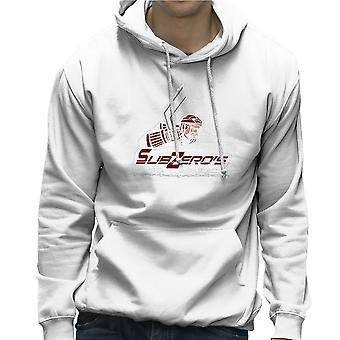 Sub Zero Hockey Academy Man mannen lopen de Hooded Sweatshirt
