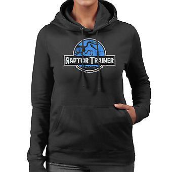 Raptor Trainer Jurassic World Women's Hooded Sweatshirt