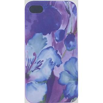 Gelukkig merk harde shell Snap-on Case voor iPhone 4/4S - Floral Print