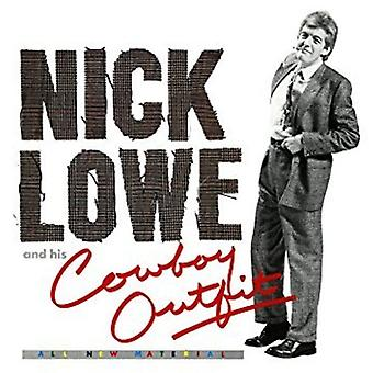 Nick Lowe - Nick Lowe & His Cowboy Outfit [Vinyl] USA import