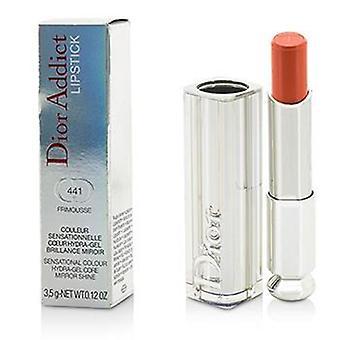 Christian Dior Dior Addict Hydra Gel Core specchio brillare rossetto - Frimousse #441 - 3.5g/0.12oz