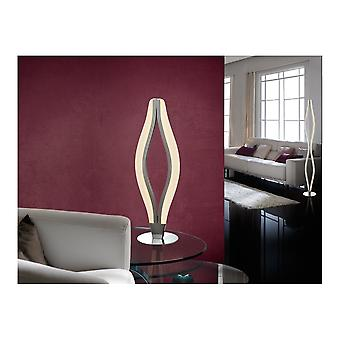 Schuller Enia LED Table Lamp, Chrome