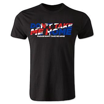 Dont Take Me Home - Iceland T-Shirt (Black) - Kids
