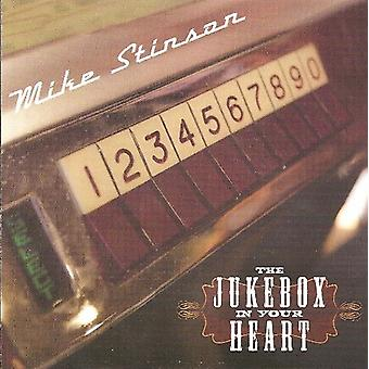 Mike Stinson - Jukebox in Your Heart [CD] USA import