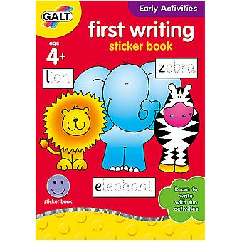 Galt inizio attività prima scrittura Sticker Book