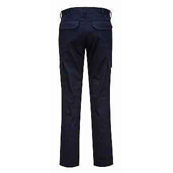 sUw - Aktivní pracovní oděvy Stretch Slim Bojové kalhoty