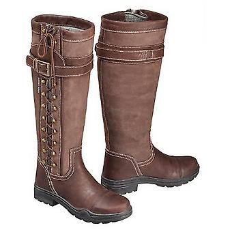 Harry Hall Womens/Ladies Overstone Long Country Boots