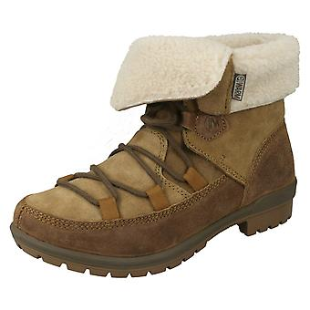 Ladies Merrell Ankle Boots Emery Lace J69244
