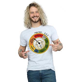 Ihmeotukset uhka tasolla t-paita