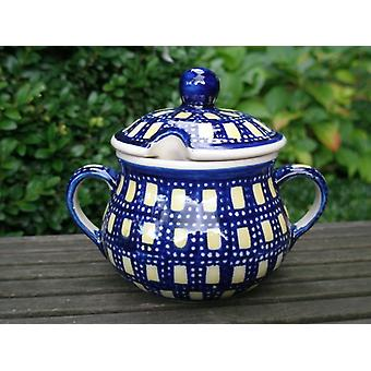 Sugar Bowl, height 10 cm, Ø 12 cm, tradition 70 - ceramic tableware - BSN 62475