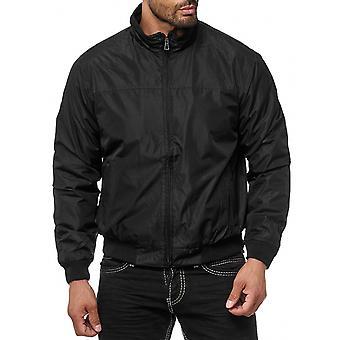 Мужчины бомбардировщик куртка перехода куртка ветровка Zip